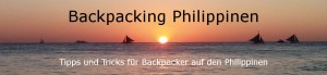 Baclpacking Philippinen